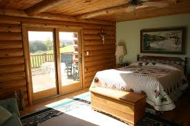 Log Home Bedrooms Free Photo Master Bedroom Bed Logs Cabin Free Image On