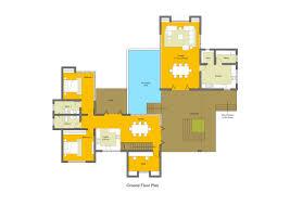 luxury bungalow house plans homeplansindia