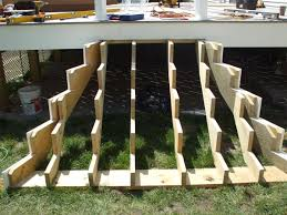 Corner Deck Stairs Design Framing Help For Inside Corner Stairs Decks Fencing