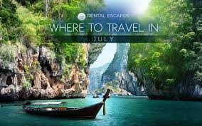 where to travel in july images The best places to travel in july rental escapes jpg