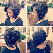 weave for inverted bob 10 nice short curly weave styles short hairstyles 2017 2018