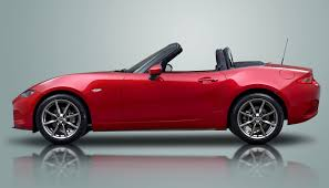 mazda convertible 90s a visual comparison between the fiat 124 spider and the mazda mx 5