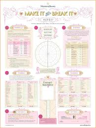Wedding Budget Spreadsheets 9 How To Make A Wedding Budget Wedding Spreadsheet