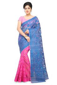 dhakai jamdani saree buy online jamdani saree buy authentic bengali dhakani jamdani saree online