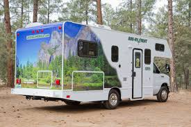 Travel Trailer Rentals Houston Texas Cruise America Standard Rv Rental Model