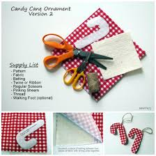 easy sew ornament ornaments