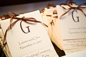 diy wedding program diy wedding programs fall wedding programs wedding programs