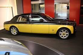 rolls royce gold and red baniyas gold u0026 baniyas black phantom is unique