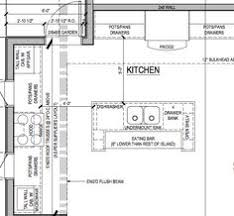kitchen floor plans with islands plans photos kitchens with islands floor kitchen island plan