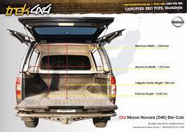 nissan navara nissan navara d40 workstyle canopy