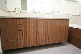 Modern Bathroom Cabinetry Bamboo Bathroom Ideas Modern Bathroom By Bamboo