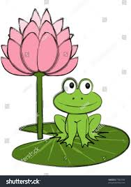 frog leaf clipart clipartxtras