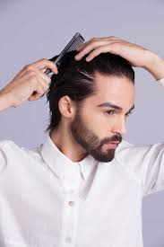 finding the right men hairstyle how to use hair gel for men our top tips