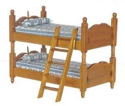 Doll House Bunk Bed Dollhouse Bed Ebay