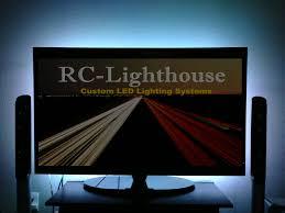 led strip lights for tv tv television back light 60