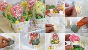 Diy Easter Basket Diy Cupcake Wrap Easter Basket Diy Projects Usefuldiy Com