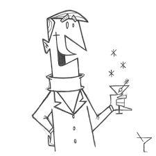retro martini drawing tony zarak u0027s most interesting flickr photos picssr