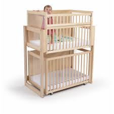 amazon com whitney brothers space saver two level crib baby