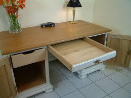 Schreibtisch B O Modern Schreibtisch In Eiche Buche Oder Kirschbaum Massiv Der