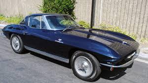 1962 split window corvette 1963 chevrolet corvette split window coupe s128 1 anaheim 2015