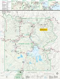 National Parks Usa Map by Yellowstone National Park Brilliant Map Usa Yellowstone Park