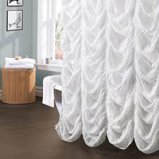 Bed Bath Beyond Shower Curtain Elegant Fabric Shower Curtains Mobroi Com