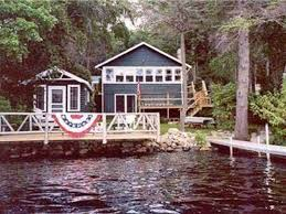 waterfront cottage on long pond with glorio vrbo