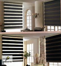 Blackout Temporary Blinds Window Blinds Window Blinds Black Shade Out Paper In W X