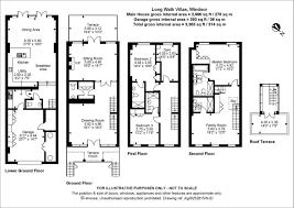 5 bedroom terraced house for sale in long walk villas 76a kings