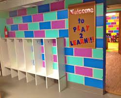 Home Daycare Ideas For Decorating Best 25 Daycare Cubbies Ideas On Pinterest Preschool Cubbies