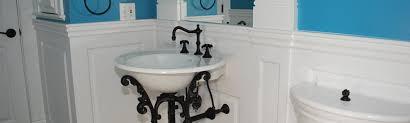 Bathroom Wainscotting Bathroom Wainscoting In Massachusetts By Bay State Kitchen U0026 Bath