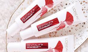Prueba L Oreal Paris Revitalift Cicacrem Probar - l oreal paris revitalift cica cream review skincare com