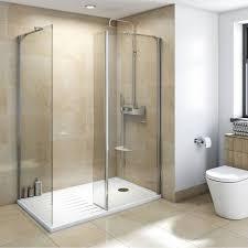 bathroom glass shower ideas walk in glass shower enclosures bathroom exciting walk