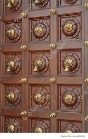 charming wooden door design for mandir gallery best inspiration