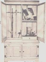 Free Woodworking Plans Gun Cabinets by How To Build A Gun U0026 Rifle Cabinet 7 Free Plans