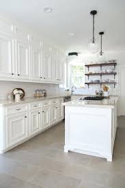 Kitchen Laminate Flooring Tile Effect Find This Pin And More On Kitchen Floorwhite Tile Effect Laminate