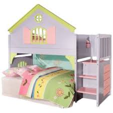 Castle Bunk Beds For Girls by Girls U0027 Beds Princess Beds Wayfair