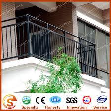 decorative balcony grill design veranda fence pvc guardrail pvc