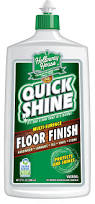 quick shine floor finish 27 fl oz walmart com
