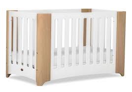 Boori Sleigh Cot Bed Boori Urbane Sleigh Cot Baby Warehouse