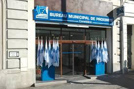bureaux municipaux de proximité mairie des 1er et 7e