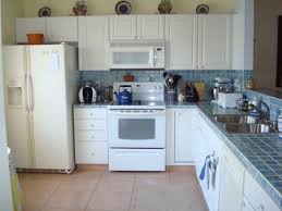 White Kitchen Cabinets White Appliances by Kitchens With White Appliances Antique White Kitchen Cabinets