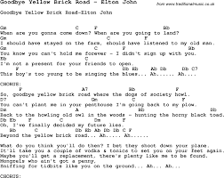 automotive technician resume examples song goodbye yellow brick road by elton john song lyric for vocal song goodbye yellow brick road by elton john with lyrics for vocal performance and accompaniment