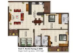 tranquil heights floor plan