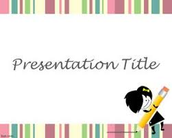 learning games powerpoint template