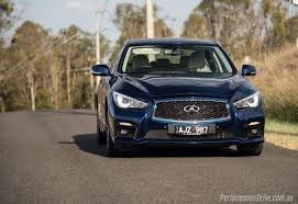 infiniti q50 2017 infiniti q50 red sport 3 0t review video performancedrive