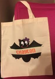 the 25 best personalized halloween bags ideas on pinterest