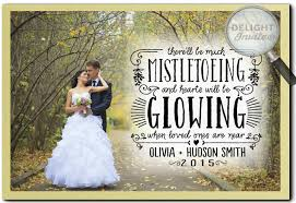 rustic newlywed photo card hol541 harrison greetings