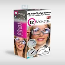 magnifying eyeglasses with light as seen on tv as seen on tv makeup mirrors target