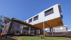 eco friendly modular homes structures written by element space